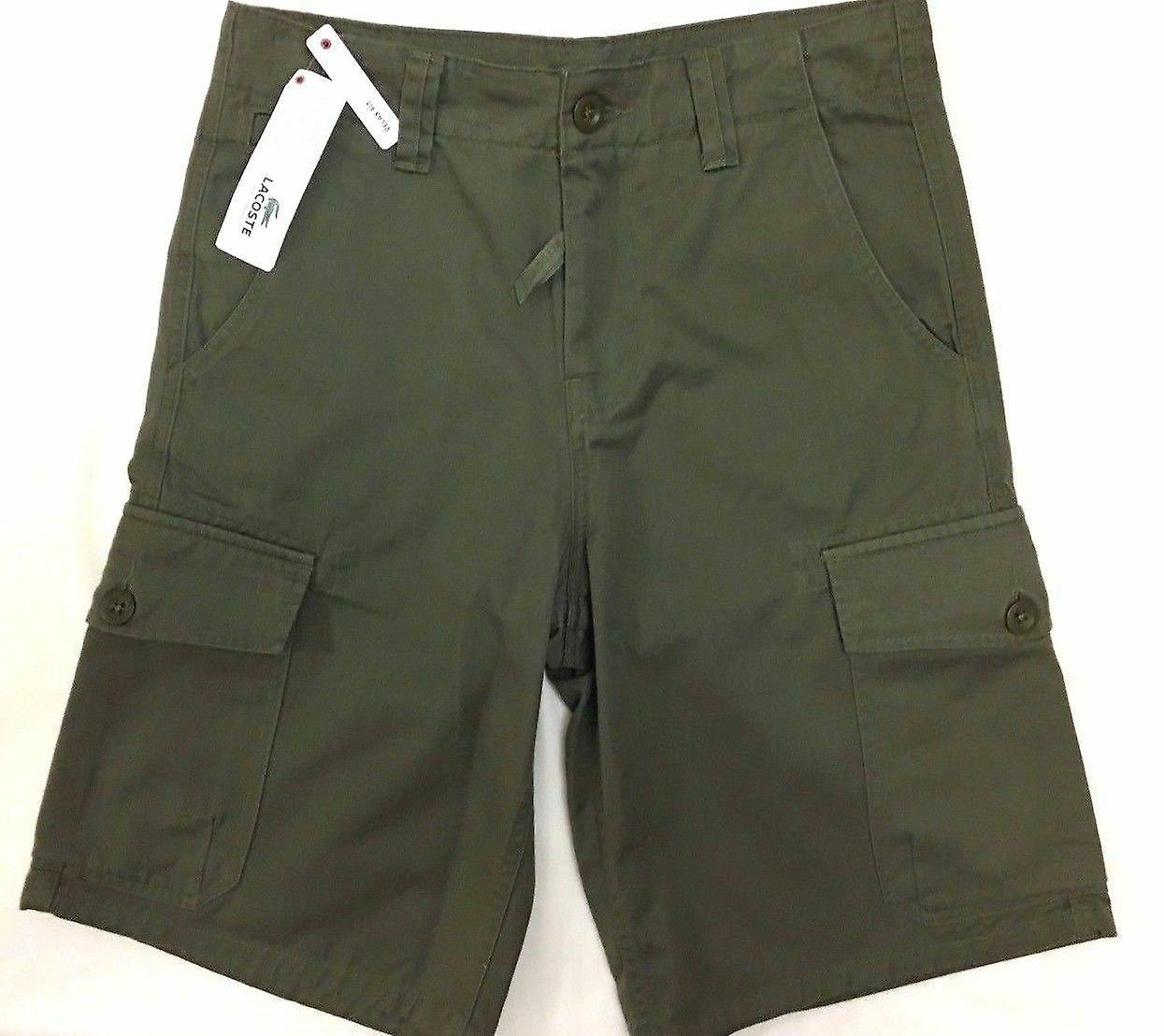Cargo Lacoste hommes Shorts coton - FH8987-67U