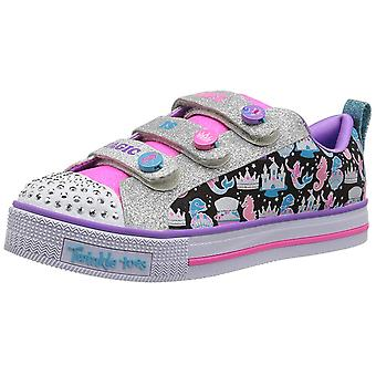 Skechers Kids' Twinkle Lite-Miss Magical Sneaker