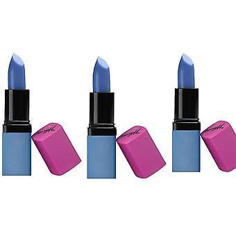 Barry M 3 X Barry M Colour Changing Lip Paint - Neptune