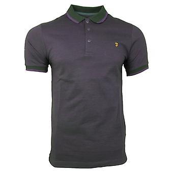 Farah Polo Shirts Basel Pique SS Polo
