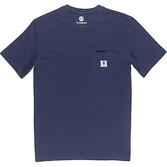 Element män ' s T-Shirt ~ Basic Pocket Ink