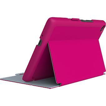 Speck StyleFolio Case for ASUS ZenPad Z8 - Fuchsia Pink/Nickel Gray