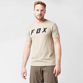 New Fox Men's Airline Short Sleeve Tee Beige
