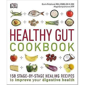 Healthy Gut Cookbook by Gavin Pritchard - Maya Gangadharan - 97814654