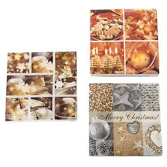 Item International Paper napkins September 20 Double Layer 3 Models