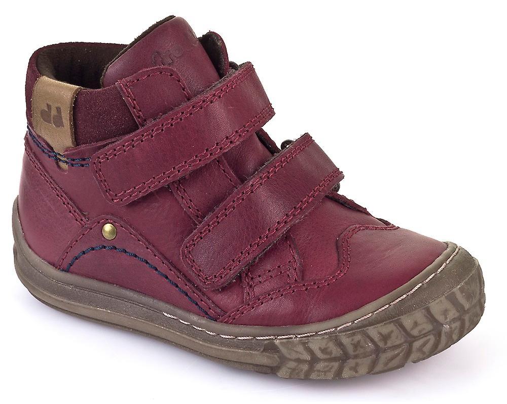 Froddo garçons bottes G3110067-2 rouge