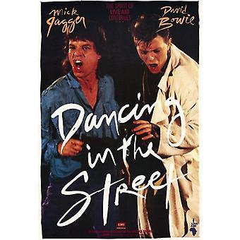 ストリート映画ポスター (11 x 17) ダンス