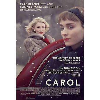 Carol Movie Poster (11 x 17)