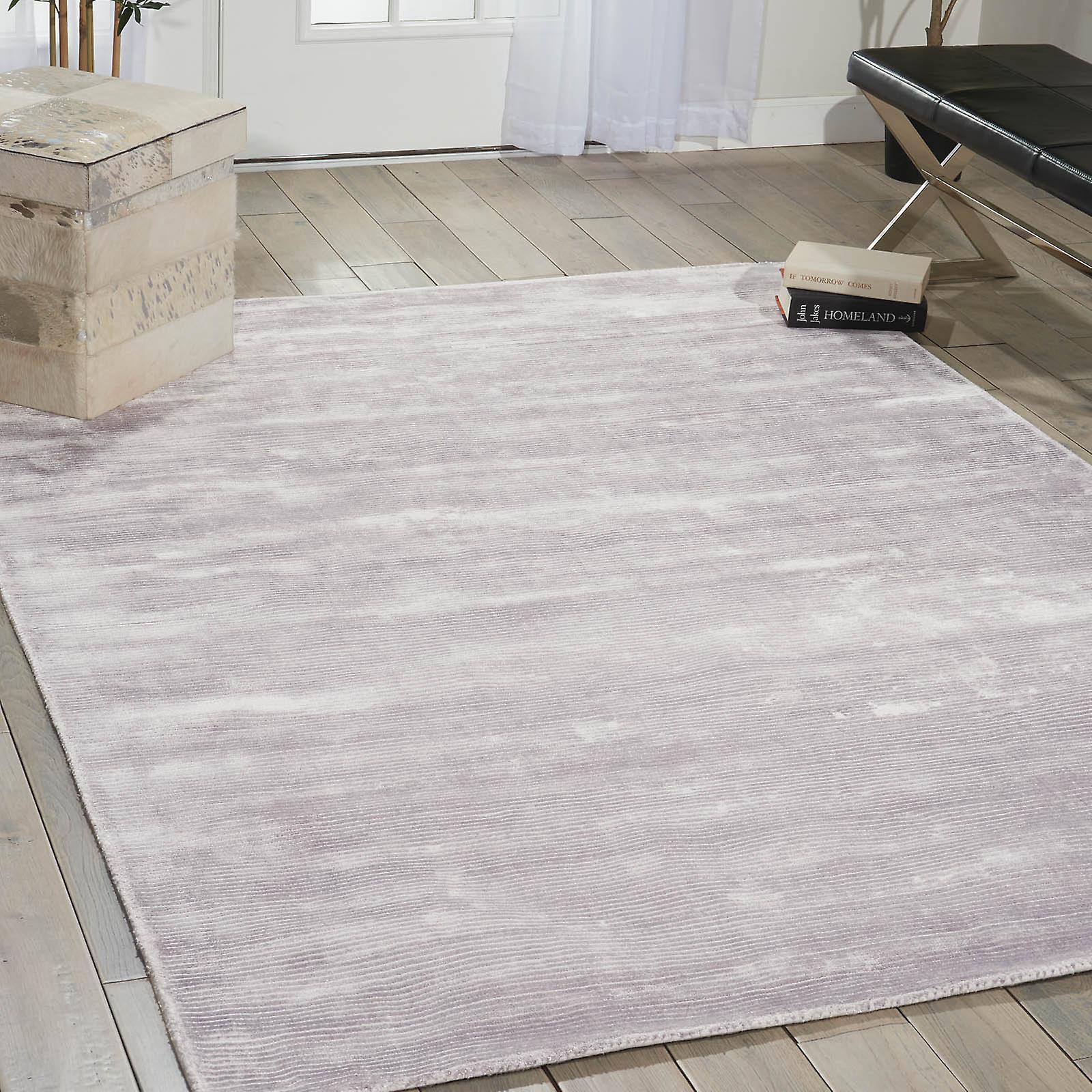 Calvin Klein Lunar Rugs Lun1 Plt In Platinum Grey