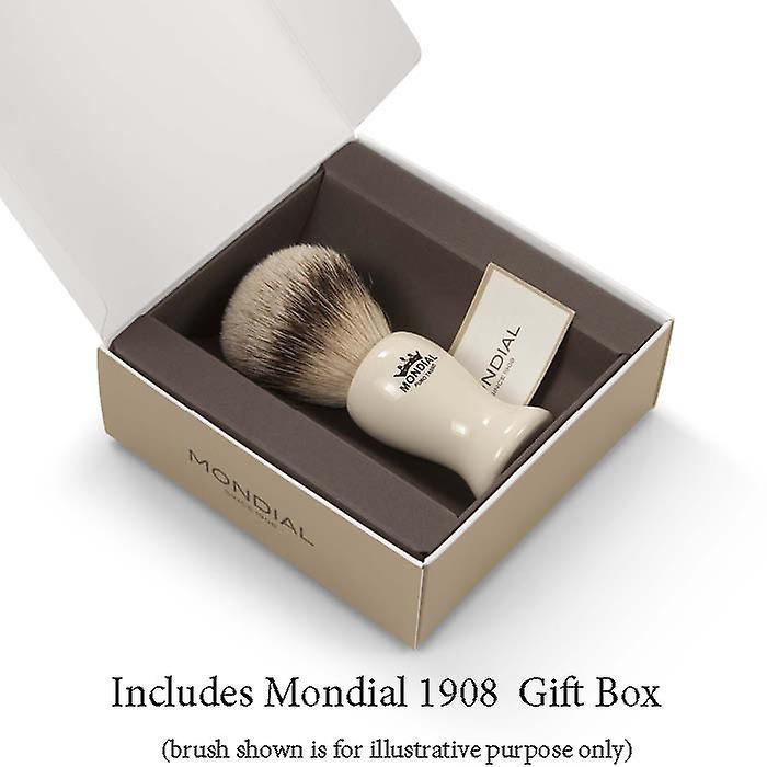 Mondial 22mm Best 1908 Baylis Badger Shave Brush vNOnmy80w
