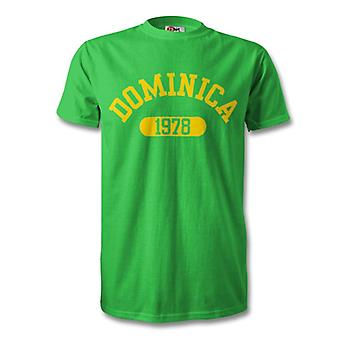 Dominica Independence 1978 Kids T-Shirt