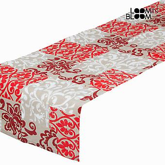 Bigbuy Red Damask Table Runner By Loomin Bloom (Home , Textile , Table Linens)