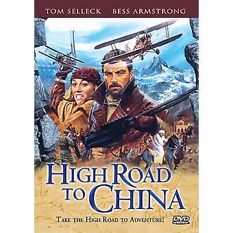 High Road to Kina [DVD] USA importerer
