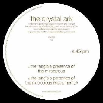 Crystal Ark - Tangible Presence of the Miraculous [Vinyl] USA import