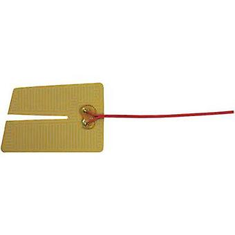 Heating foil self-adhesive 24 Vdc, 24 Vac 6 W Protection type IPX4 (L x W) 120 mm x 80 mm Thermo