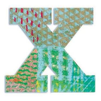 Djeco Peacock Letter - X (Decoration , Child's , Decorative Accessories)