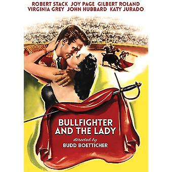 The Bullfighter and the Lady [DVD] USA import