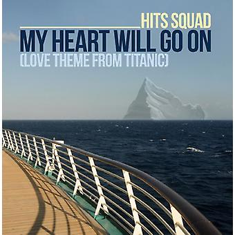 Colpisce la squadra - My Heart Will Go on importazione USA [CD]