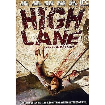 High Lane [DVD] USA import