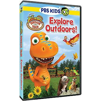Dinosaur Train: Explore Outdoors [DVD] USA import