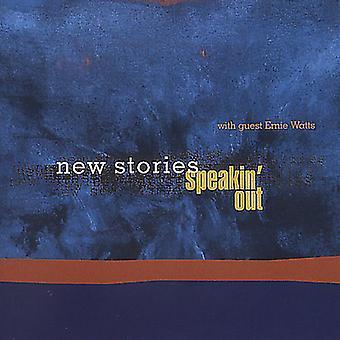 Nye historier - Speakin' ud [CD] USA import