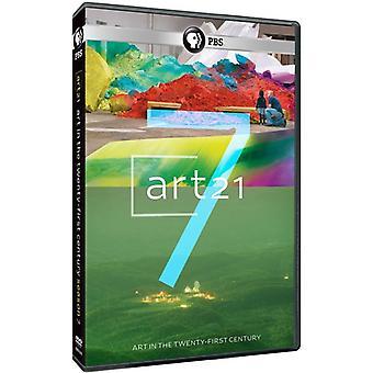 Art 21: Art in the Twenty-First Century - Season 7 [DVD] USA import