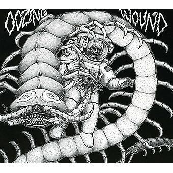 Oozing sår - Retrash [CD] USA import