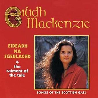 Eilidh Mackenzie - Eideadh Na Sgelachd [CD] USA import