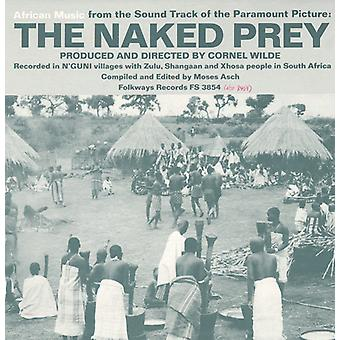 African Music From the Film-the Naked Prey - African Music From the Film-the Naked Prey [CD] USA import