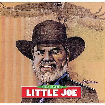 Little Joe - Lo Mas Grande De Little Joe [CD] USA import