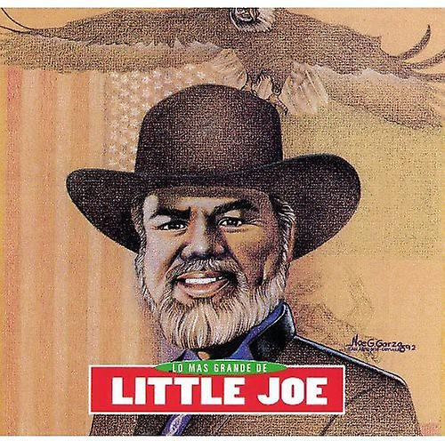 Little Joe - Lo Mas Grande De Little Joe [CD] USA import