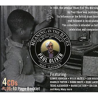 Meaning in the Blues - Meaning in the Blues [CD] USA import