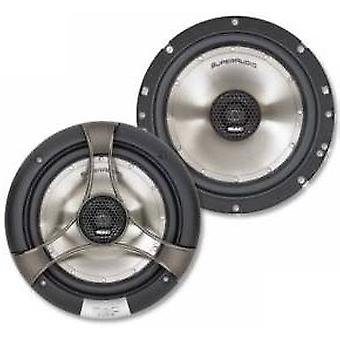 1 par 165 mm 2-vejs koaksial mac audio Super Audio 16.2