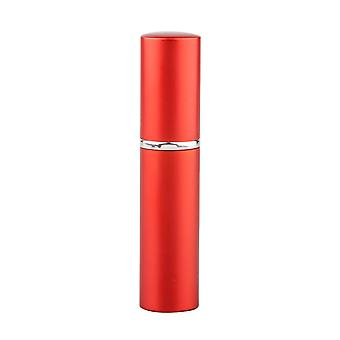 TRIXES 5ml Easy Fill Travel Perfume Aftershave Atomiser Spray Bottle Red