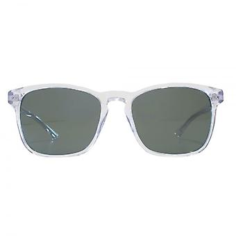 Levis Keyhole Square Sunglasses In Clear