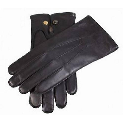 Dents Mendip Leather Dress Gloves - Black