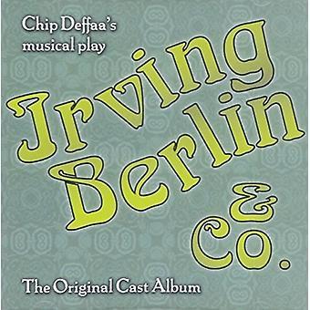 Various Artist - Chip Deffaa's Irving Berlin & Co [CD] USA import