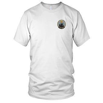 ARVN Menschen Self Defense Group Südvietnam Nhan Dan Tu Ve - Vietnamkrieg gestickt Patch - Damen T Shirt