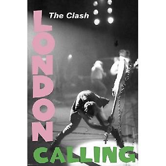Clash London Calling London Calling Poster Poster Print