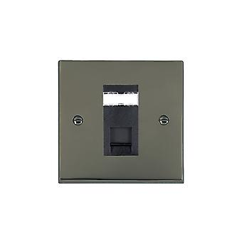 Hamilton Litestat Cheriton Victorian Black Nickel 1g RJ12 Outlet-Unshield BL