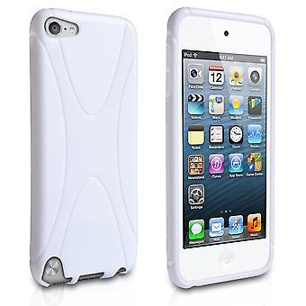 Guarde acessórios Ipod Touch 5g X-linha Gel caso - branco