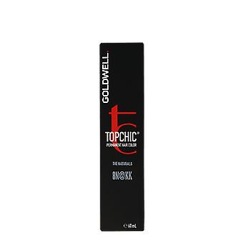 Goldwell Topchic Naturals Lichtfarbe Blonde@Intense Kupfer 8N@KK 60ml