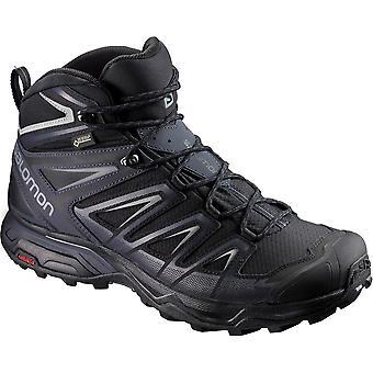 Zapatos trekkings de hombre Salomon X Ultra Mid 3 Gtx Goretex 398674