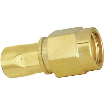 SMA connector Plug, straight 50 Ω SSB Aircell 5 1