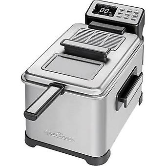 Deep fryer with display Profi Cook PC-FR 10 Stain
