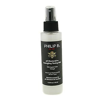Philip B pH Restorative Detangling Toning Mist (For All Hair Types) 125ml/4.23oz