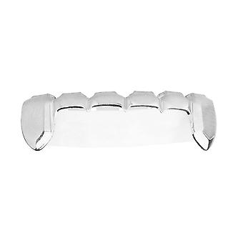 Grillz - Silber - One size fits all - OPEN BOTTOM