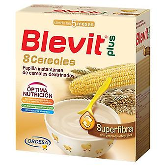 Blevit Cereals 8 Superfiber Plus Dextrinated (Childhood , Food , Cereals)