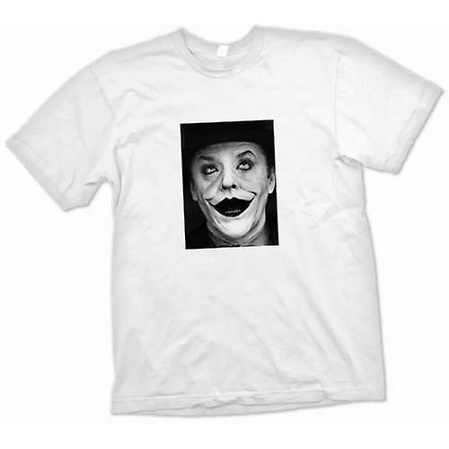 Mens T-shirt - Batman - Jack Nicholson Eyes