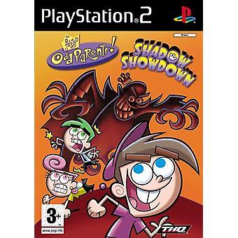 Ziemlich seltsam Eltern Schatten Showdown (PS2)